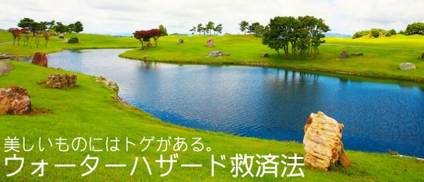 ゴルフ池ルール