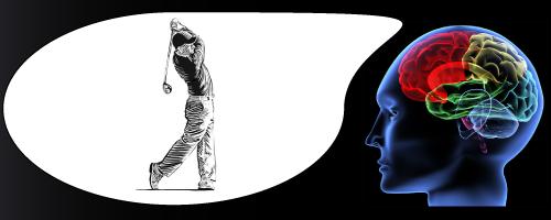 ゴルフ初心者イメージ