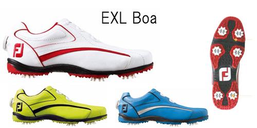 ゴルフシューズEXL-Boa