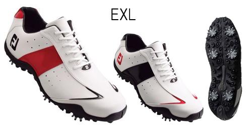 EXLフットジョイゴルフシューズ