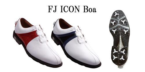 ゴルフシューズFJ-ICOnNBoa