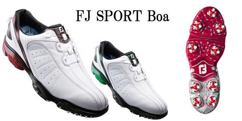 フットジョイシューズFJ-SPORT-Boa