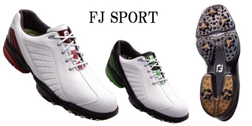 FJ-SPORTゴルフシューズ