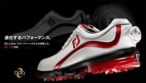 ゴルフシューズフットジョイGF-III