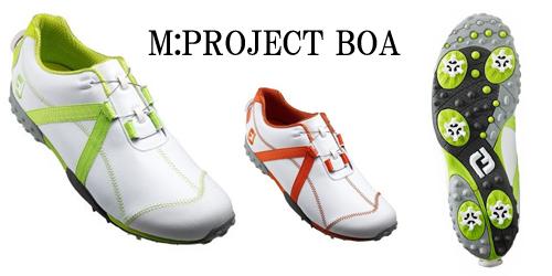 MPROJECT-BOAゴルフシューズ