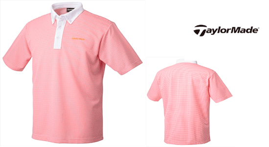 テーラーメイドポロシャツ